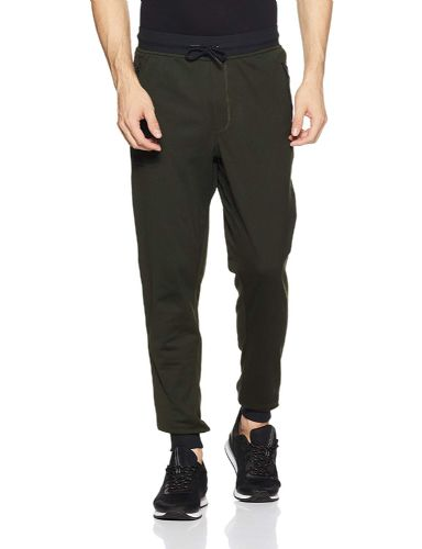 Under Armour Men's Jogger Dark Green WG Woven  Pants